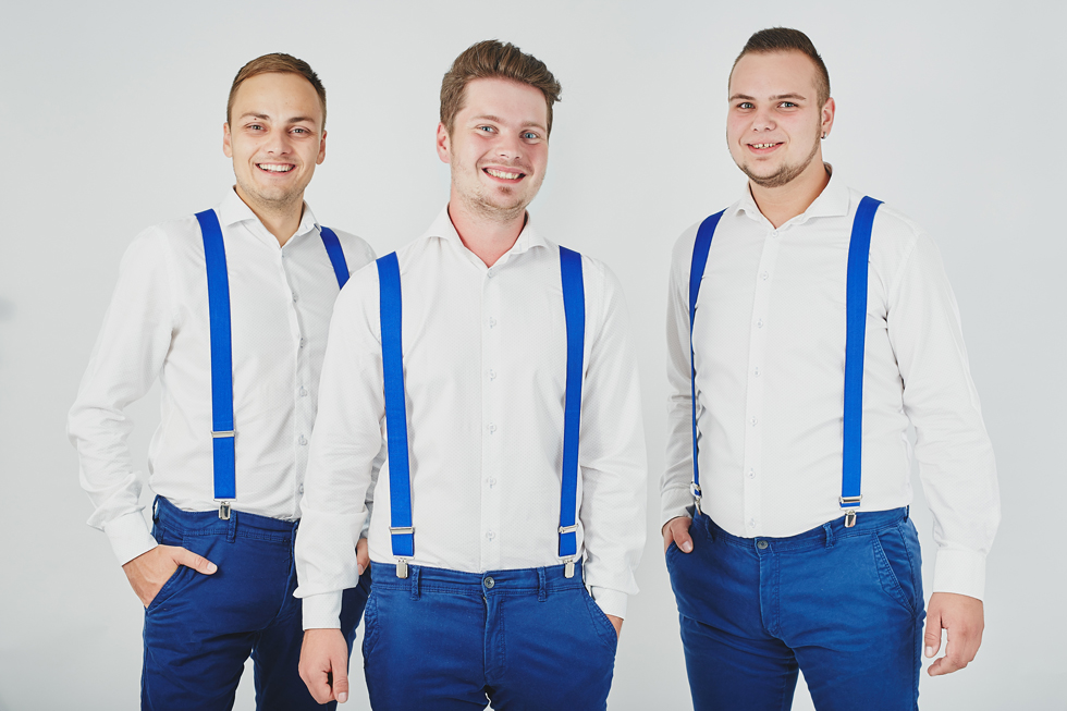 ddcf1084e Kapela Sám Sebou prichádza s dojímavou novinkou, ktorá má vysoké  predpoklady na to, aby sa stala svadobným hitom. Nová pieseň, na ktorej  chlapci pracovali ...
