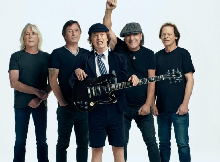 AC/DC po šiestich rokoch zverejnili nový singel z nového albumu PWR/UP