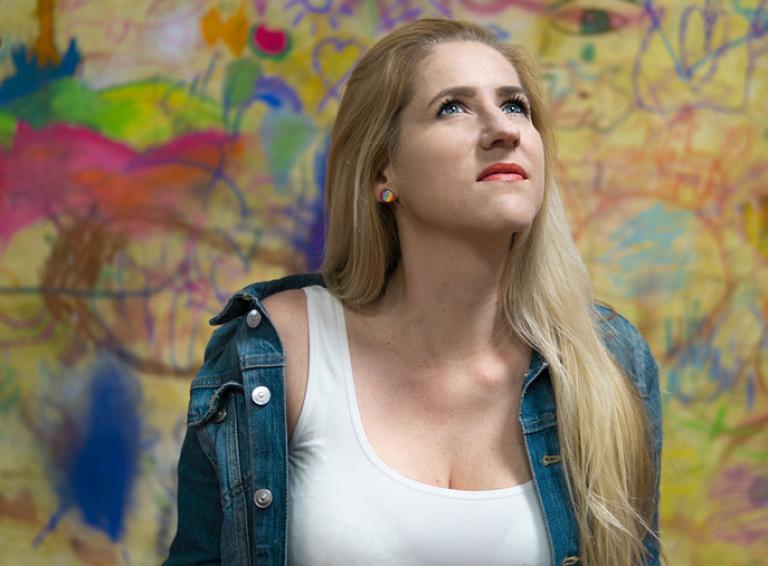 Pesničkárka Lýdia Novotná predstavila debutový album, ktorým otvára svoju dušu a srdce
