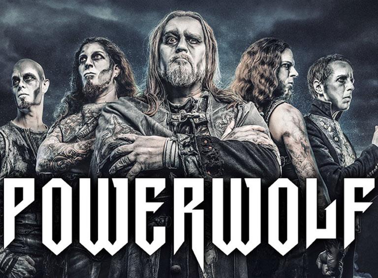 Vlkodlaci zPowerwolf zahrajú v Košiciach