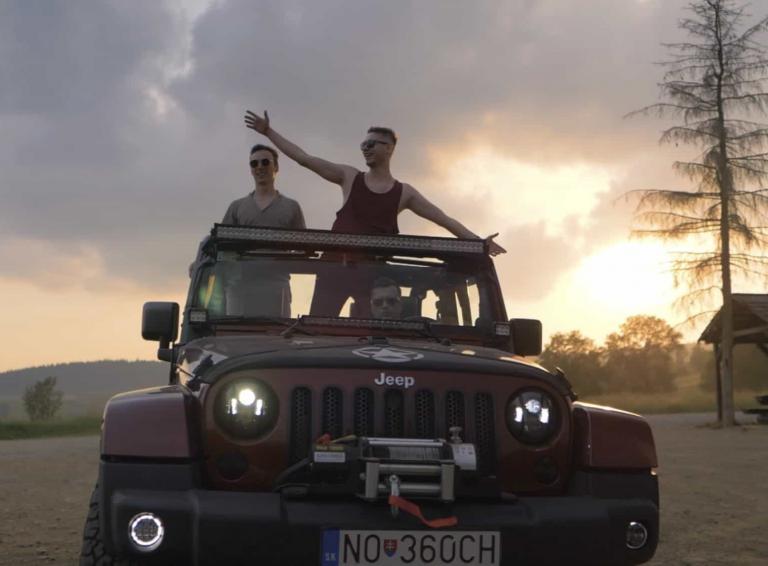 """""""JA&ON"""" – Oravskí junáci ukázali ako si užívajú leto na ORAVE"""