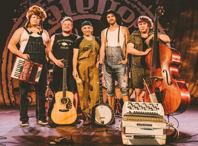 Jedna za najlepších cover kapiel na svete Steve 'n' Seagulls prídu zahrať na Topfest!