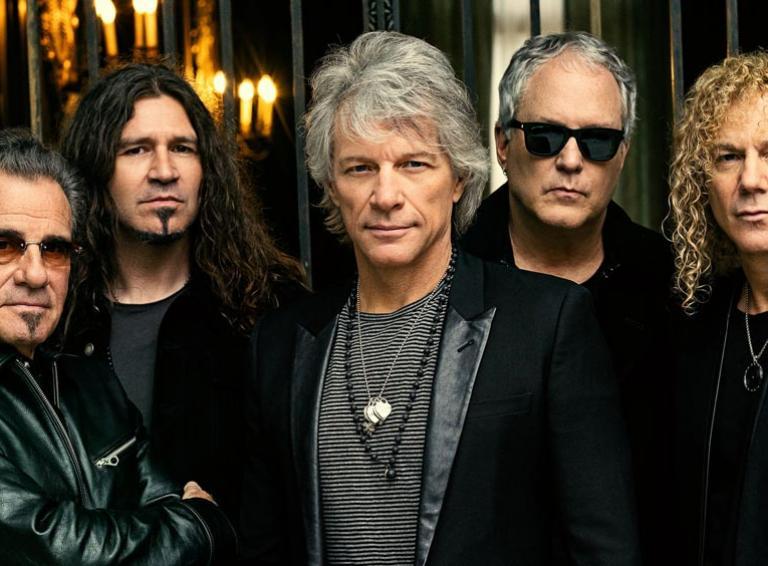 Bon Jovi vydali nový videoklip k singlu Story Of Love