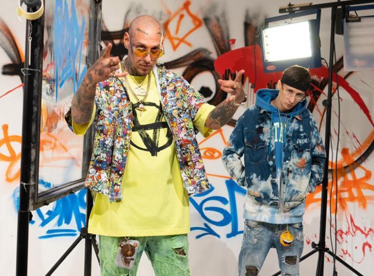 Dokkeytino so Separom predstavili nový klip k singlu Katakomby!