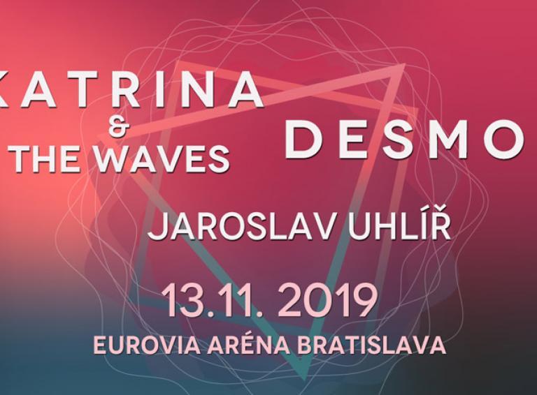 """Príďte si naživo vypočuť megahit """"Walking on Sunshine"""", vBratislave ho 13. novembra zaspieva britská legenda Katrina!"""