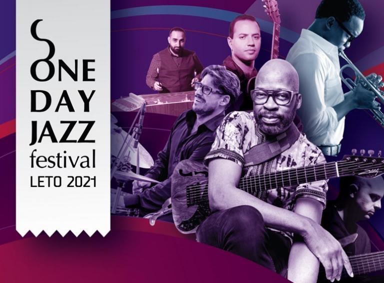 Festival One Day Jazz: obľúbený festival prinesie jazz do piatich slovenských miest!