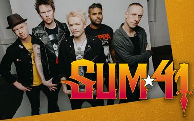 Topfest ohlasuje veľkého headlinera - SUM 41!