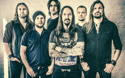 Amorphis spolu s kapelou Soilwork zahrajú v Bratislave!