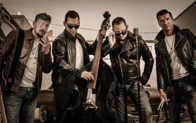 Z hudobných rivalov sa stali parťáci, prichádza nová rockabilly kapela The Crownies