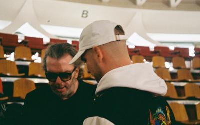 """""""Nie som tu náhodou"""" – odkazujú Richard Müller a Majk Spirit v spoločnej skladbe s unikátnym videoklipom!"""