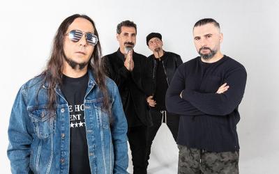 System of a Down po 15 rokoch prichádzajú s dvoma novými pesničkami!