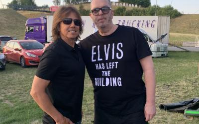Joey Tempest zEurope sa zamiloval do hlasu atvorby Richarda Müllera, prirovnal ho kLeonardovi Cohenovi!