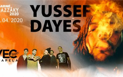 Vec & Škrupo na jarných jazzákoch, do Bratislava príde ajbubeník Yussef Dayes