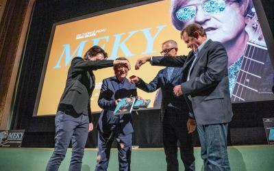 Miro Žbirka si to z filmového plátna namieri na koncerty a uvedie do života 3CD The Best Of a knihu Songbook