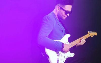 Michal Polák, pôsobiaci doma aj v zahraničí, patrí medzi mladú generáciu hudobníkov slovenskej hudobnej scény