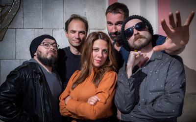 Aneta Langerová a Korben Dallas vydávajú EP a vyrážajú spolu na turné