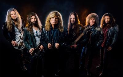 Skupina Whitesnake vydala singel Shut Up & Kiss Me a prezradila novinky o novom albume