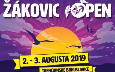 Festival Žákovic Open bude tento rok 2. a3. augusta aj s detským programom aDJmi!