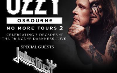 Ozzy a Osbourne Judas Priest v rámci tour zavítajú do Prahy!
