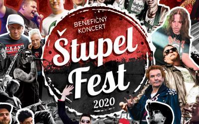 Tretí Štupel Fest prichádza aj vroku 2020 na pomoc prostredníctvom rockovej nádielky.