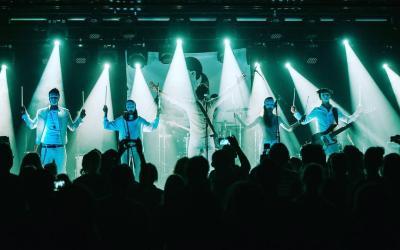 King Shaolin finišuje tretí album a vyráža na turné snovým vizuálom