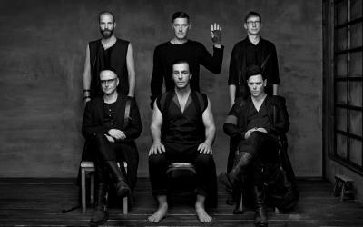 Kapela Rammstein zverejnila obal k novému CD a dalšie skladby