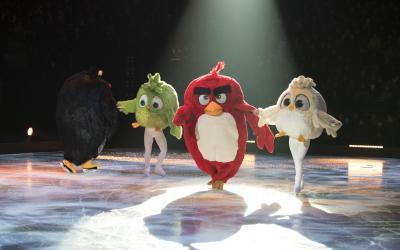 Slovenská megašou Angry Birds on Ice má za sebou fantastickú premiéru, teraz vyráža za divákmi do sveta!