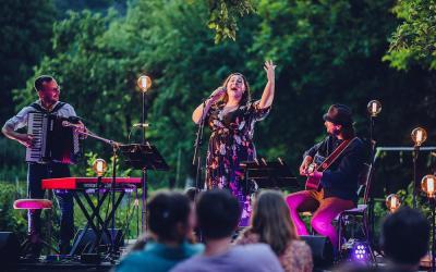 Katka Koščová chystá v lete koncerty na slovenských hradoch a zámkoch