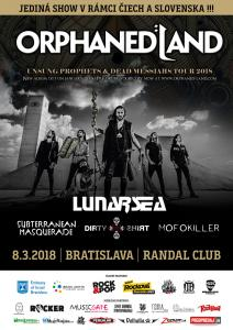 ORPHANED LAND + special guests