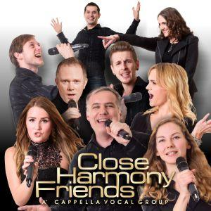 CLOSE HARMONY FRIENDS – A´ CAPPELA FEVER