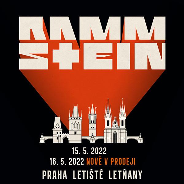 Rammstein | 16.05.2022 - pondelok Letisko Letňany, Praha